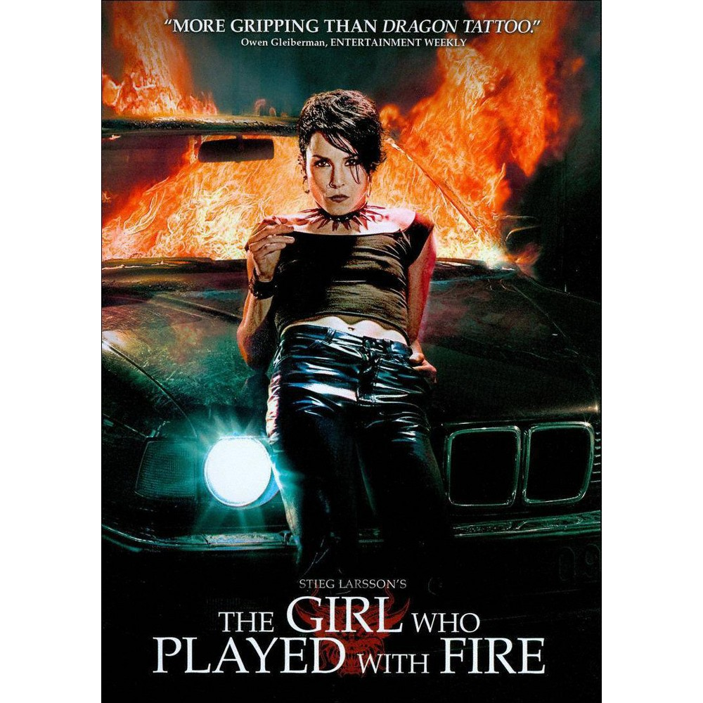 The Girl Who Played With Fire (dvd_video)