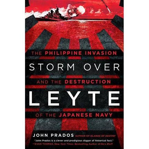 Storm Over Leyte - by  John Prados (Hardcover) - image 1 of 1