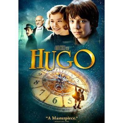 Hugo (2017 Release)  (DVD)