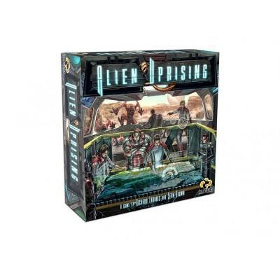 Alien Uprising Board Game