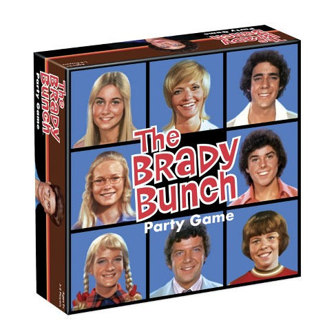 The Brady Bunch Party Game - image 1 of 2