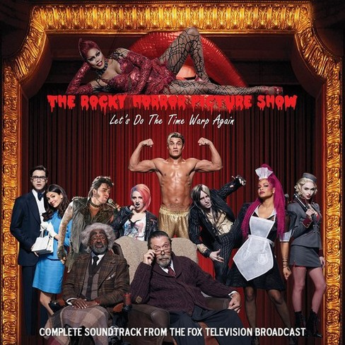 Various - Rocky Horror Picture Show:Fox (Ost) (CD) - image 1 of 1