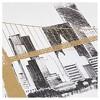 Bridge and Skyline Metallic Foil Canvas 2pc Set - image 4 of 4