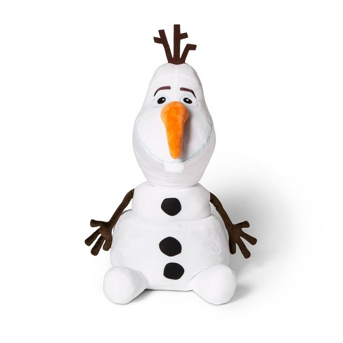 Frozen 2 Olaf Giant Throw Pillow - Disney Store at Target Exclusive - image 1 of 2