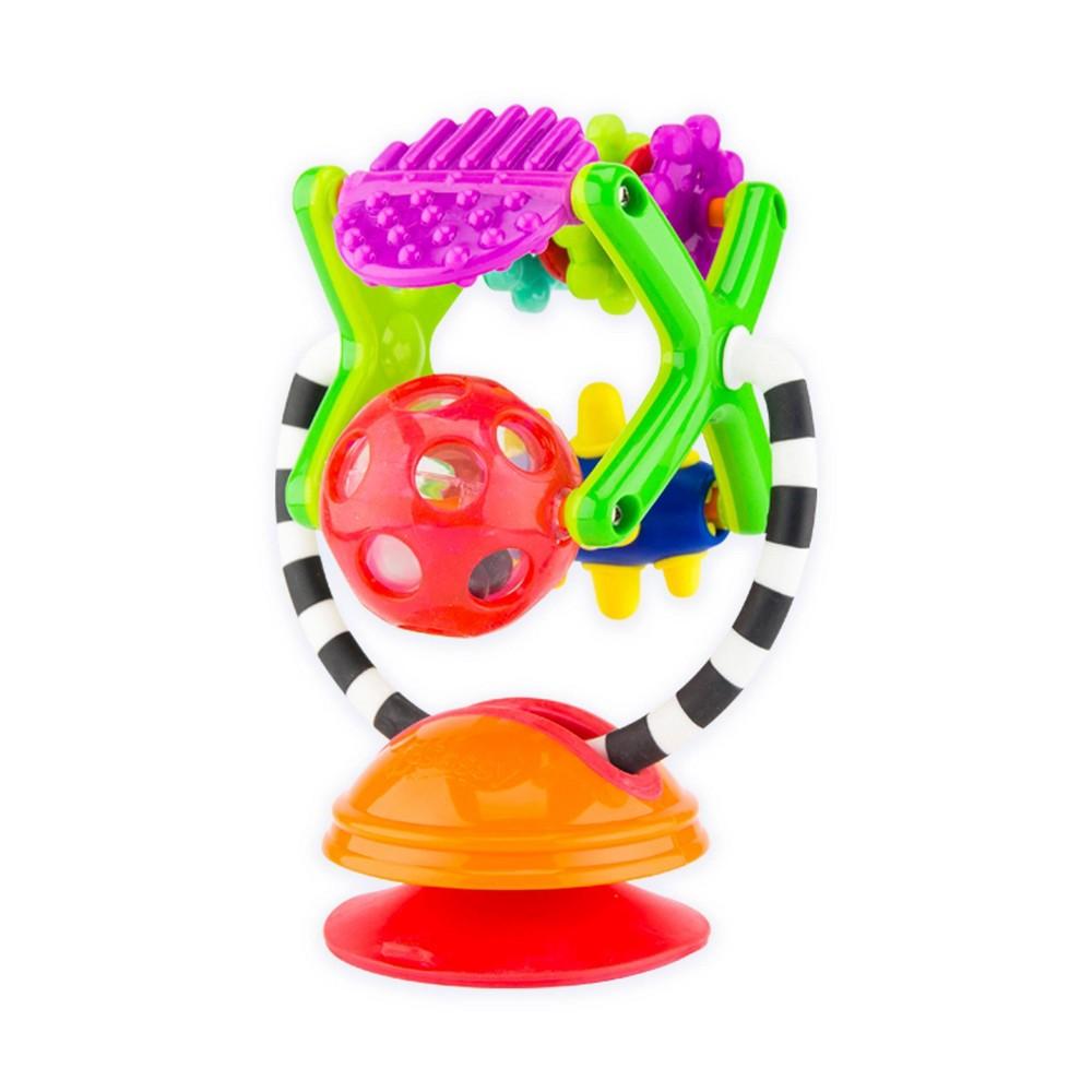 Image of Sassy Teethe & Twirl Sensation Station Tray Toy