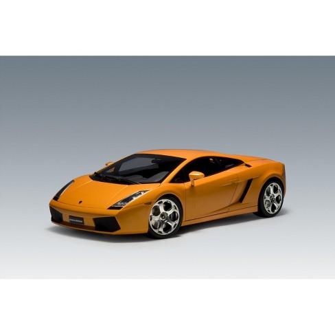Lamborghini Gallardo Orange 1 12 Diecast Model Car By Autoart Target