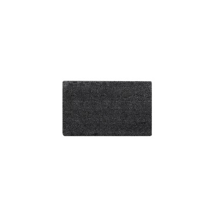 Regal Solid Tufted Bath Rug Grey (21x34 )