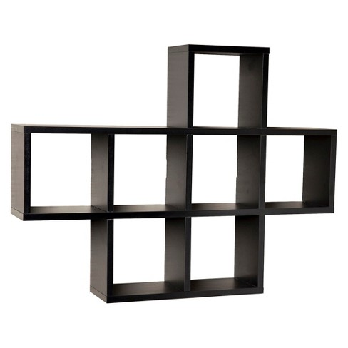 Danya B Display Shelf - Black - image 1 of 2