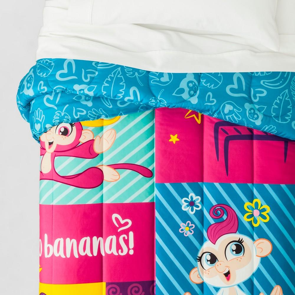 Fingerlings Twin Comforter