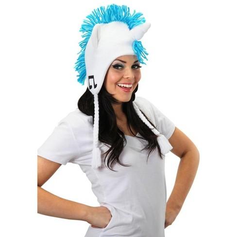 One Size My Little Pony Rainbow Dash Hoodie Laplander Hat