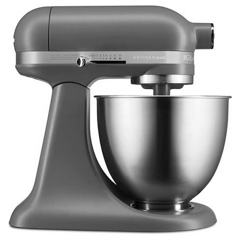 KitchenAid Artisan Mini 3 5qt Tilt-Head Stand Mixer - KSM3311XFG