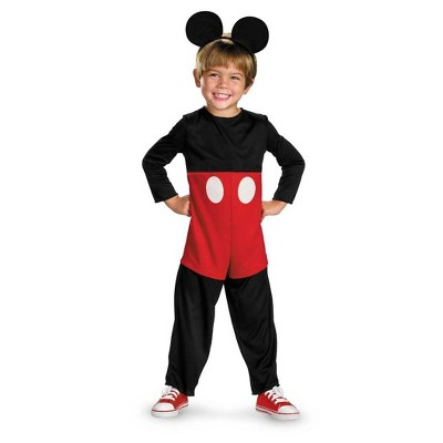 Toddler Mickey Mouse & Friends Mickey Mouse Halloween Costume