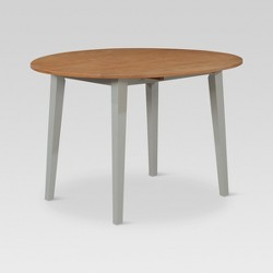 "Carey 44"" Round Drop Leaf Table - Threshold™"