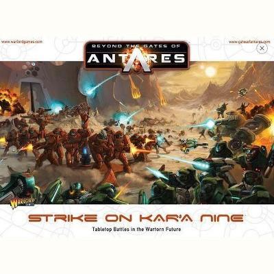 Strike on Kar'a Nine Starter Set Board Game