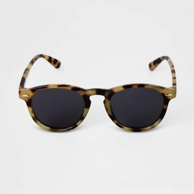 Men's Round Sunglasses - Goodfellow & Co™