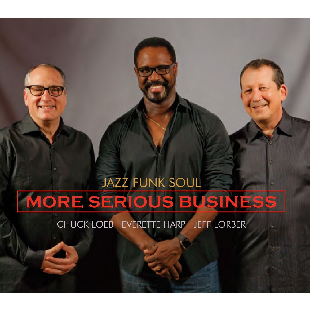 Jazz Funk Soul - More Serious Business (CD)