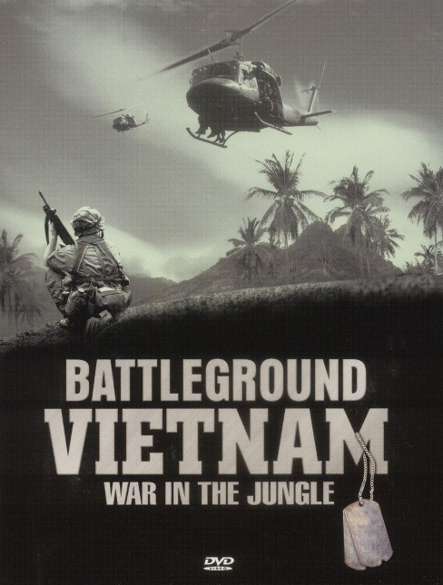 Battleground Vietnam: War in the Jungle [Tin Can Collector's Edition] - image 1 of 1