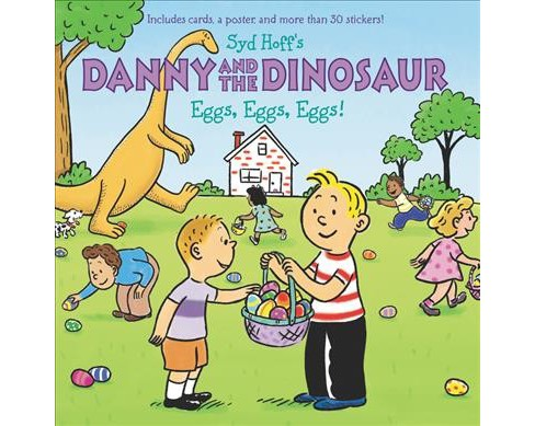 Danny and the Dinosaur : Eggs, Eggs, Eggs! (Paperback) (Bruce Hale) - image 1 of 1