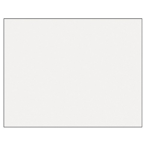 Pacon Six-Ply Poster Board - White - image 1 of 1
