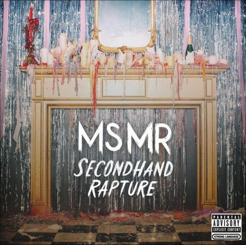 Ms Mr - Secondhand Rapture (CD) - image 1 of 1