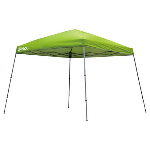 Quik Shade Solo LT 72 Instant Canopy - Bright Green/Pewter