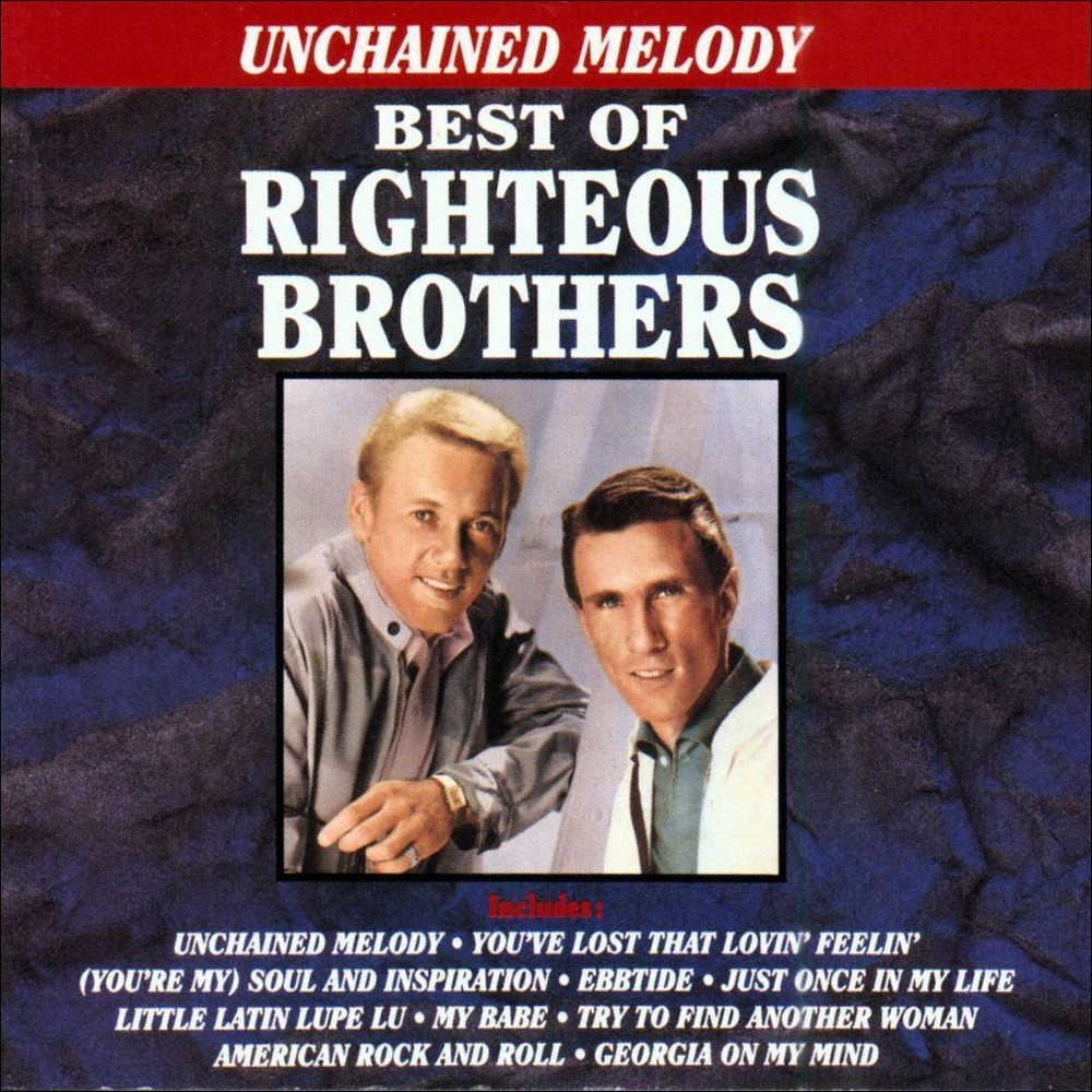 The Righteous Brothers - Unchained Melody (Curb) (CD)