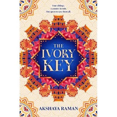 The Ivory Key - (The Ivory Key Duology) by  Akshaya Raman (Hardcover)