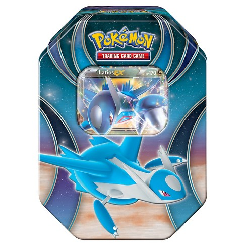 2016 Pokemon Trading Cards Best of EX Tins featuring Latios Board Game - image 1 of 1