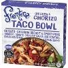 Frontera Frozen Chicken and Chorizo Taco Bowl - 11oz - image 3 of 3
