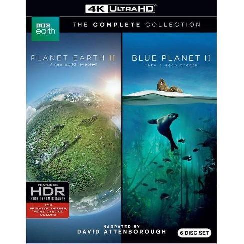 Planet Earth II / Blue Planet II (4K/UHD) - image 1 of 1