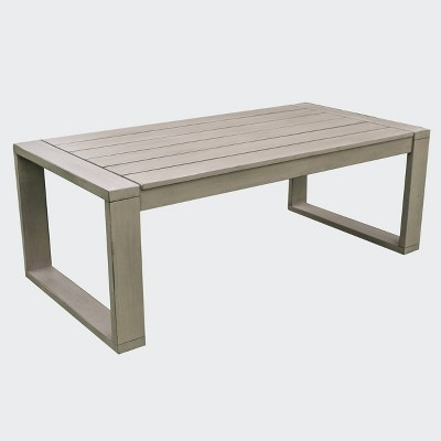 Sumner Patio Coffee Table - Leisure Made