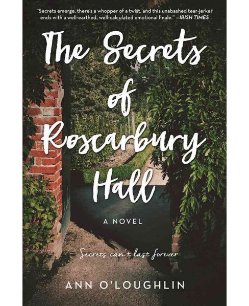 Secrets of Roscarbury Hall (Hardcover) (Ann O'loughlin) - image 1 of 1