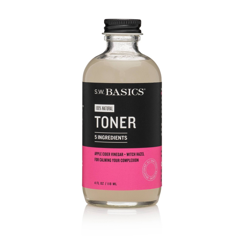 Image of S.W. Basics Liquid Oil Control Facial Toner - 4 fl oz