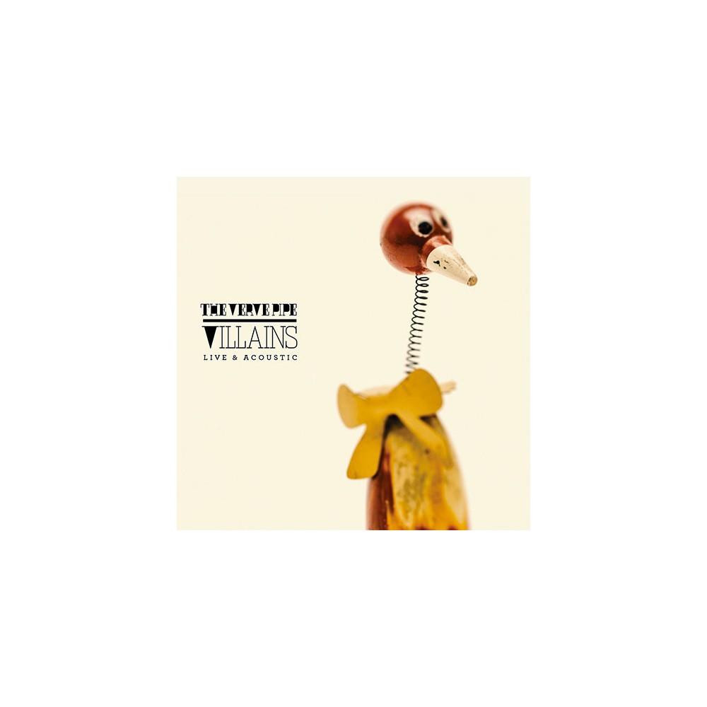 Verve Pipe - Villains:Live & Acoustic (CD)