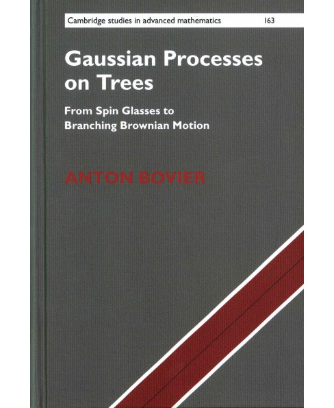 Gaussian Processes on Trees : From Spin Glasses to Branching Brownian Motion (Hardcover) (Anton Bovier) - image 1 of 1