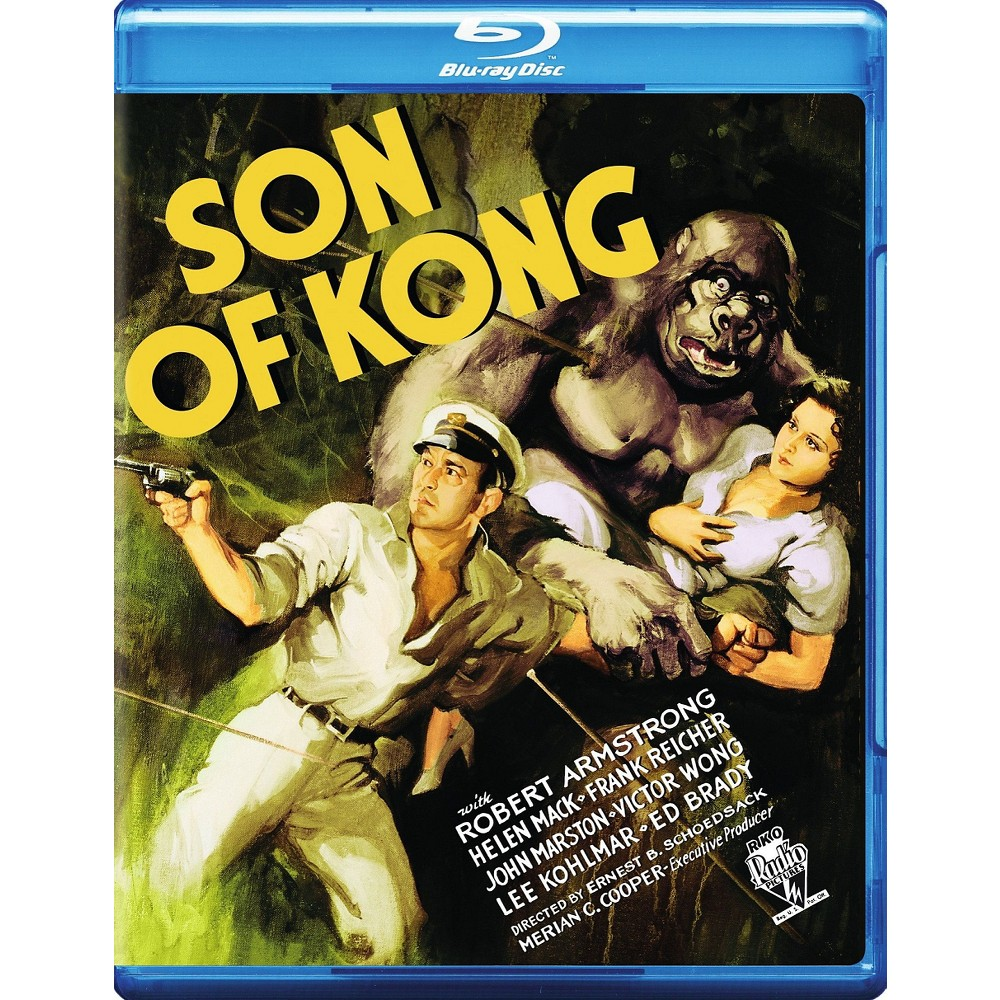 Son Of Kong (Blu-ray), Movies