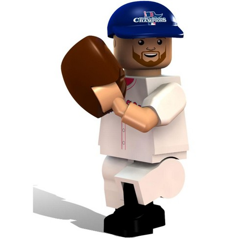Boston Red Sox MLB OYO Minifigure Clay Buckholz WSC 2013 - image 1 of 2