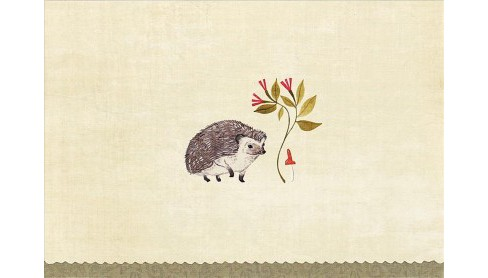 Hedgehog Note Cards -  (Stationery) - image 1 of 1