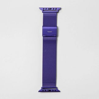 heyday™ Apple Watch Metal Mesh - Metallic Purple 38mm-40mm