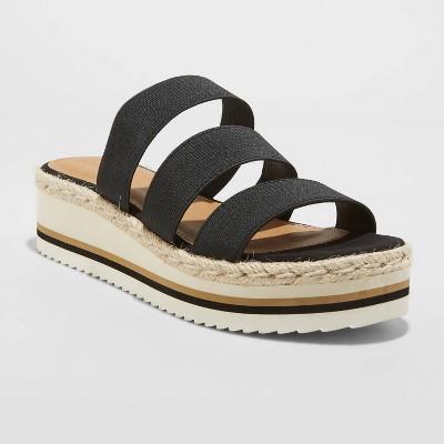Women's Florence Sporty Platform Sandals - Universal Thread™