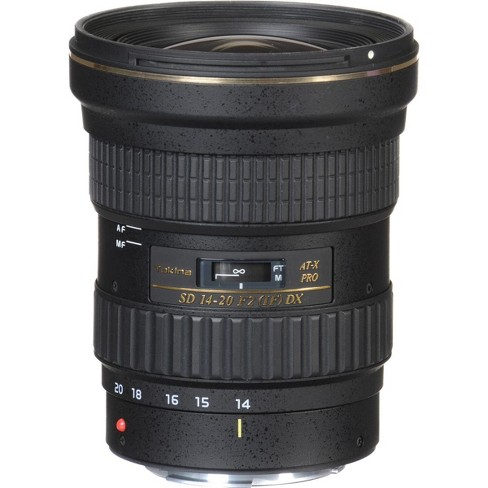 Tokina 14-20mm f/2.0 AT-X Pro DX Lens for Canon EOS - image 1 of 4