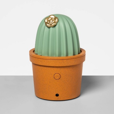 Cactus Ultrasonic Diffuser Green - Opalhouse™