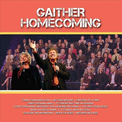 Various - Gaither homecoming icon (CD) - image 1 of 1