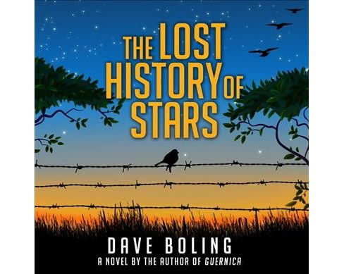 Lost History of Stars (Unabridged) (CD/Spoken Word) (Dave Boling) - image 1 of 1