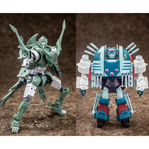 Mastermind Creations - Reformatted R-38 Foxwire & Ni 2-pack Action Figures - image 1 of 4