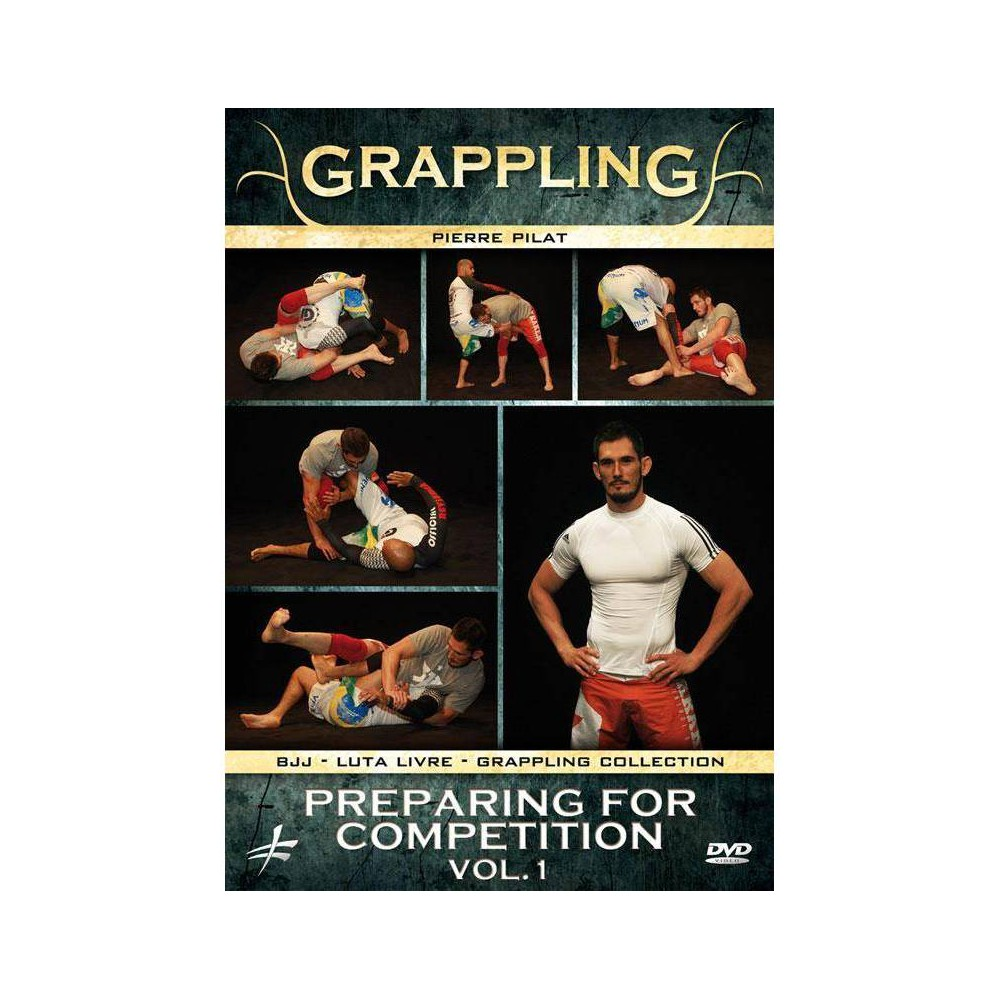 Grappling-preparing For Competition V01 (Dvd) (Dvd)