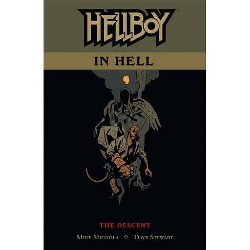 Hellboy in Hell Volume 1: The Descent - by  Mike Mignola (Paperback) - image 1 of 1