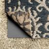 Gray Solid Rug Grip Pad - Oriental Weavers - image 2 of 4