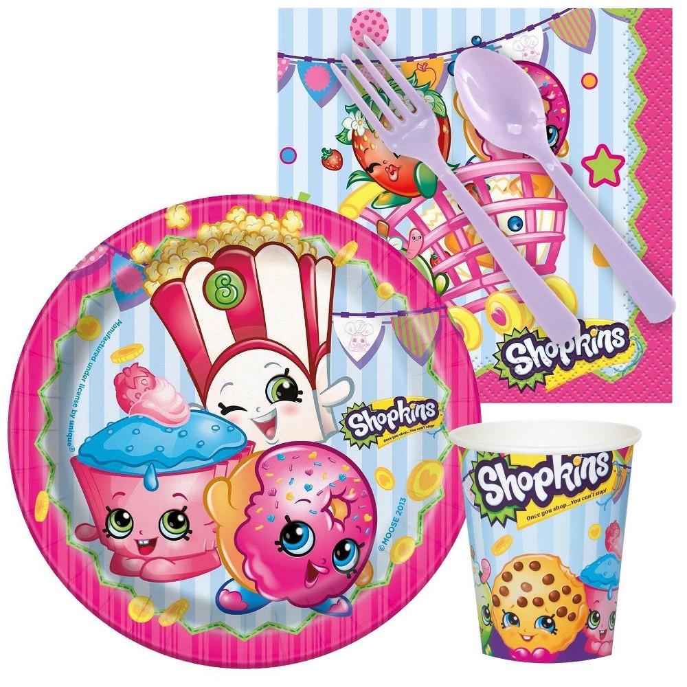 16ct Shopkins Snack Pack, Multi-Colored