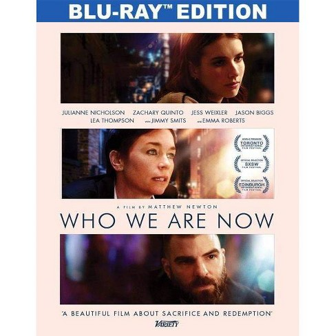 Who We Are Now (Blu-ray) - image 1 of 1